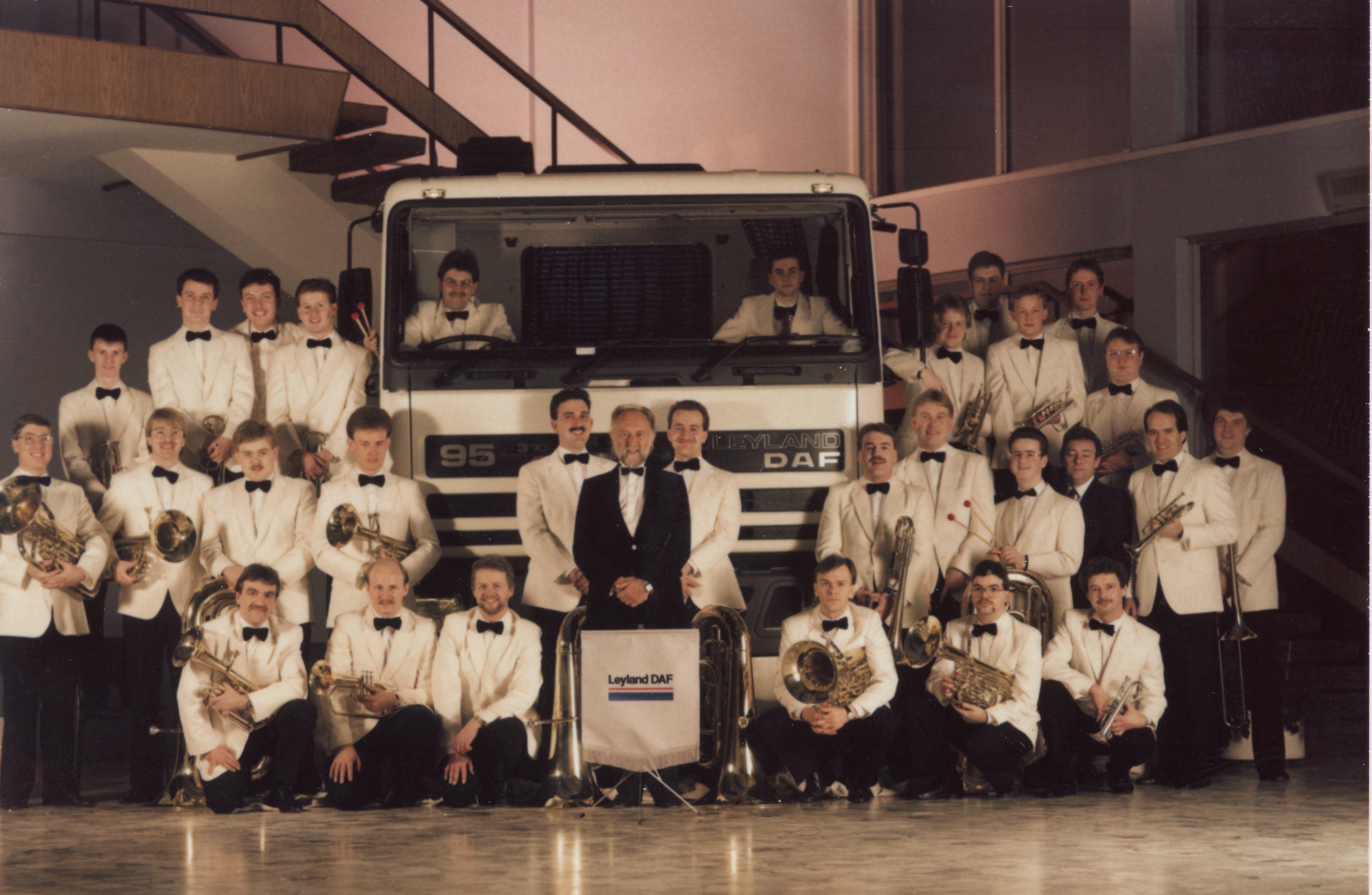 Leyland DAF Band