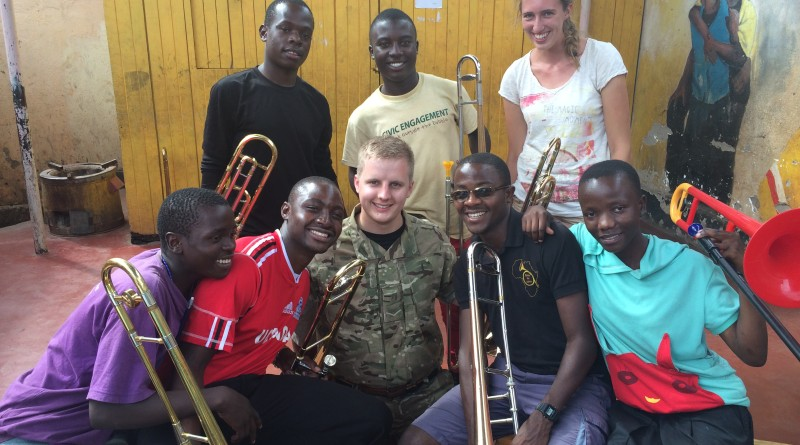 Tom Challinor Brass for Africa