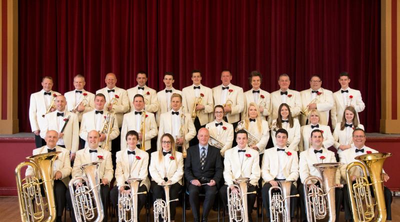 Leyland Band - Brass