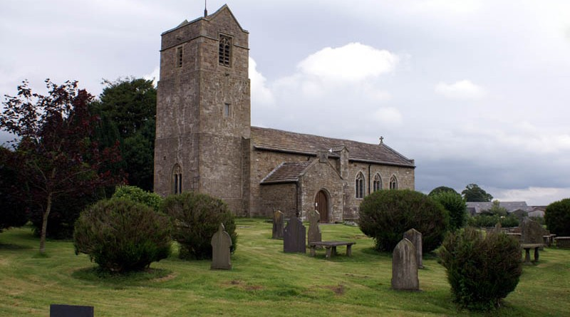 St James Church Tatham