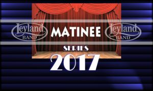 2017 Matinee Concert Series