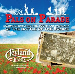 Leyland Band Pals On Parade CD