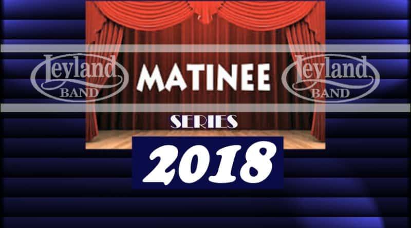 2018 Matinee Concert