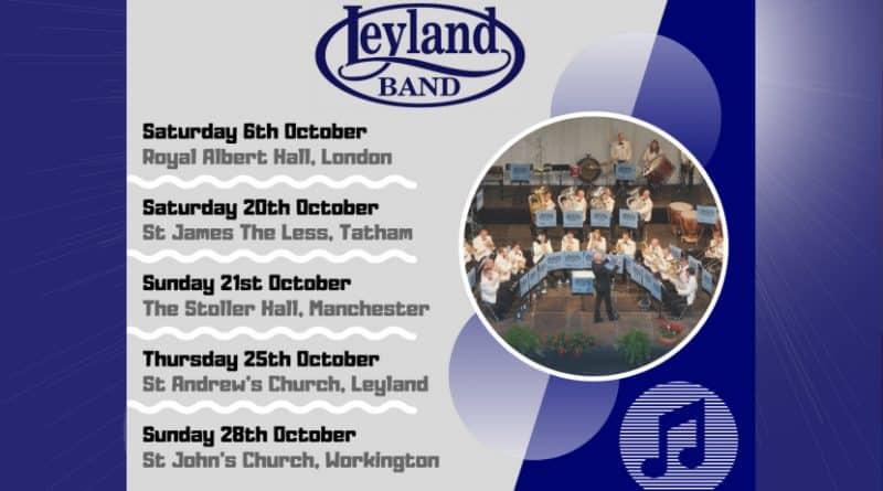 Leyland October 2018