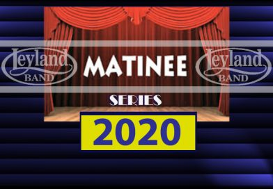 2020 Matinee Concert series welcomes new guests