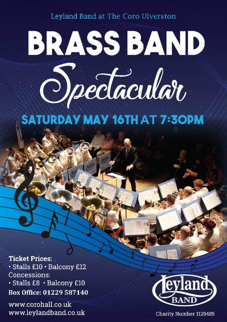 Brass at the Coro @ Coronation Hall, Ulverston