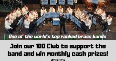Support Leyland Band!