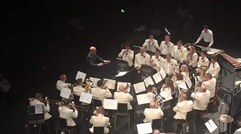 Leyland at the Royal Albert Hall