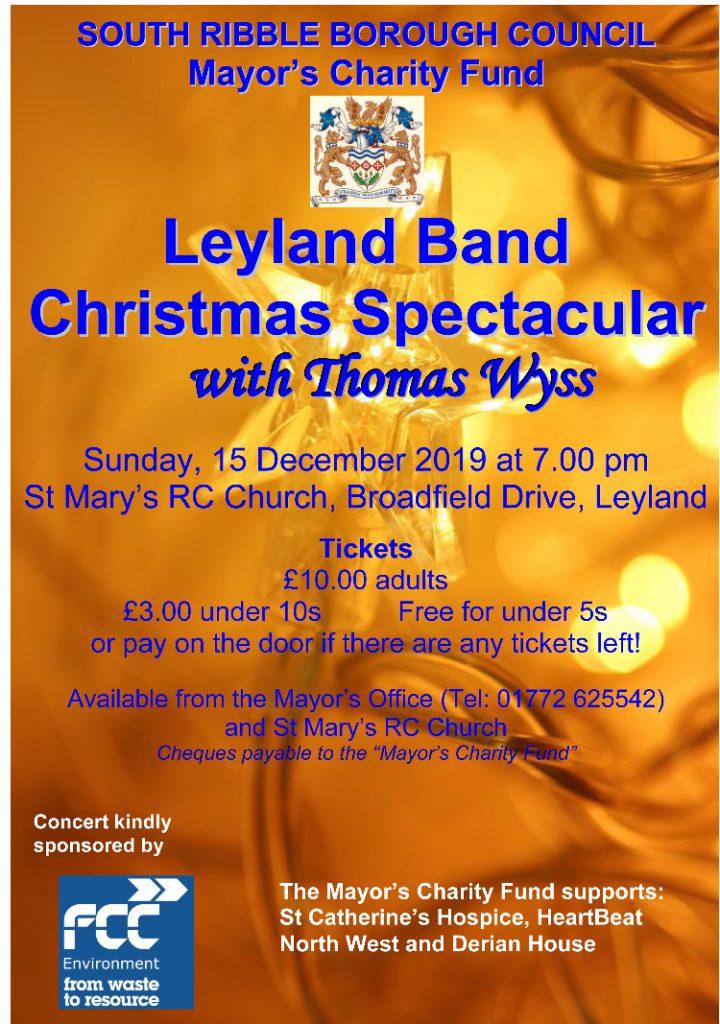 Christmas Spectacular @ St Mary's RC Church, Leyland